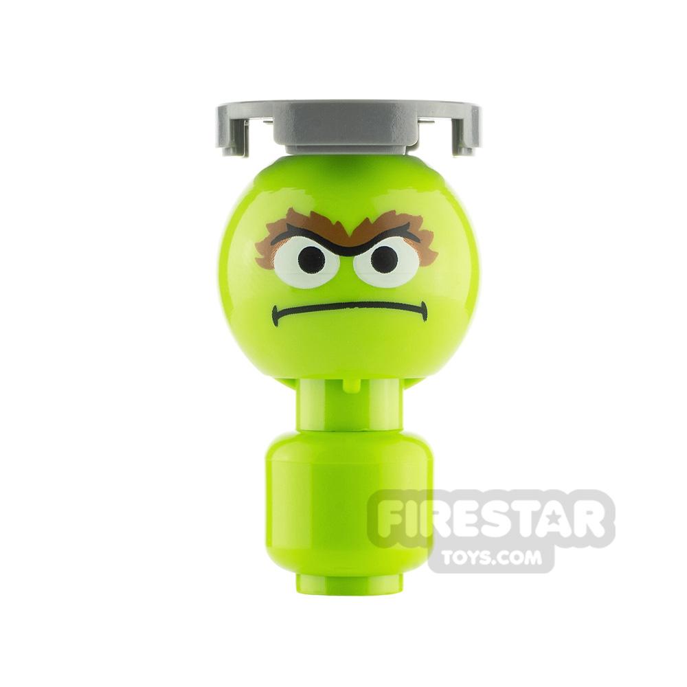 LEGO Ideas Sesame Street Oscar the Grouch