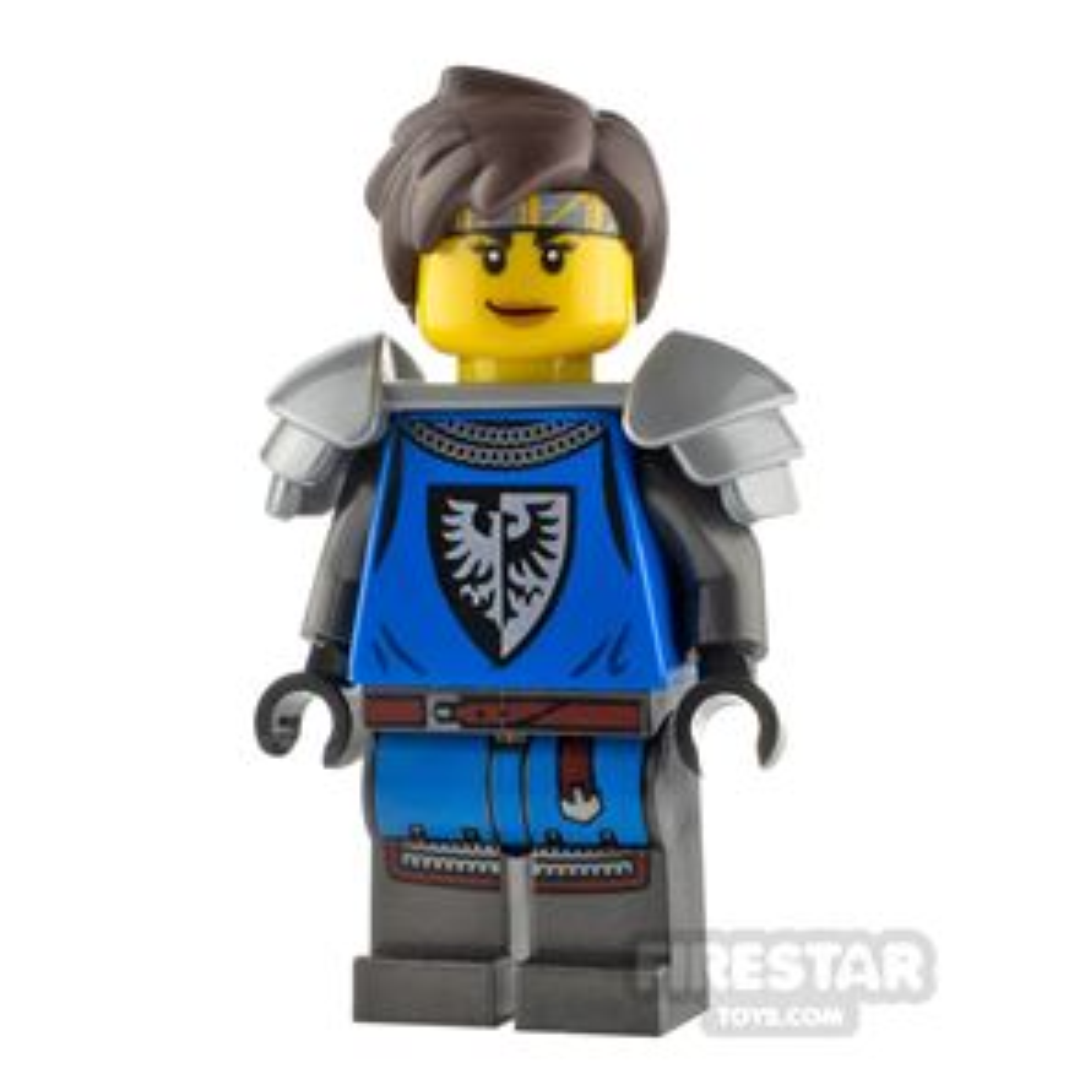 LEGO Ideas Minifigure Black Falcon Female