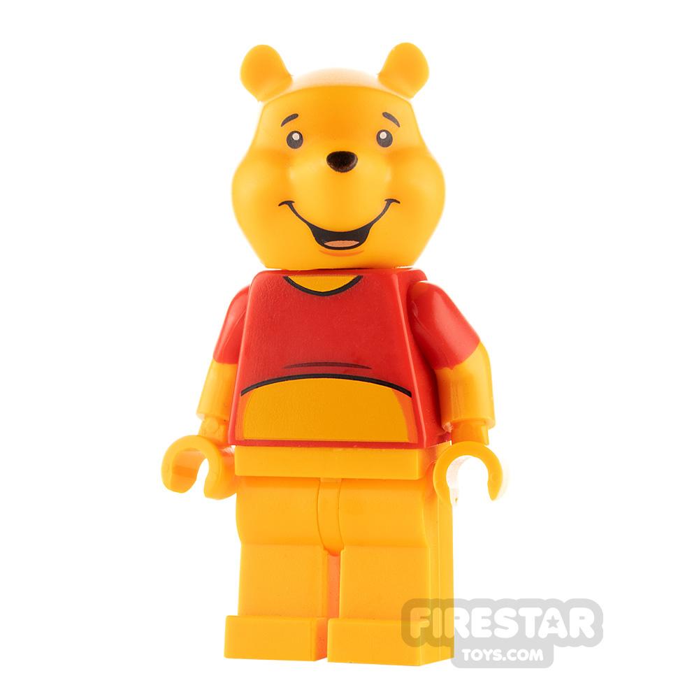 LEGO Ideas Minifigure Winnie the Pooh