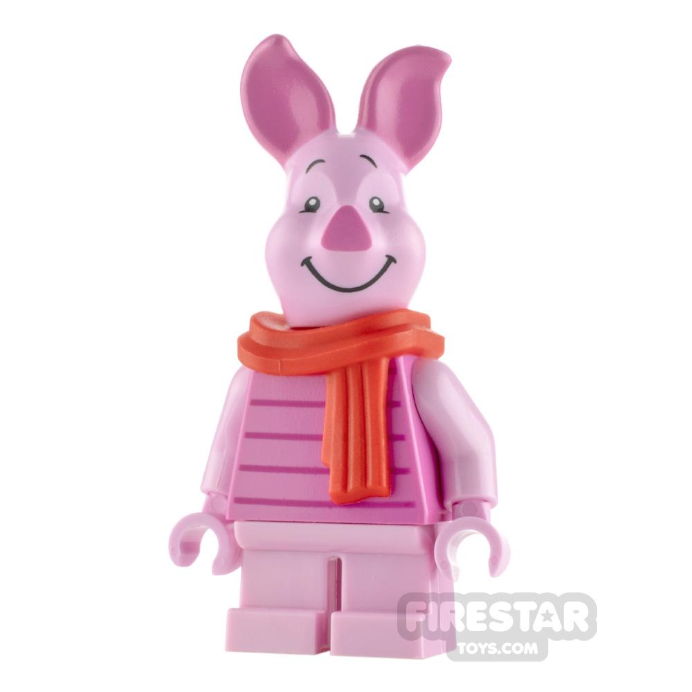 LEGO Ideas Minifigure Piglet