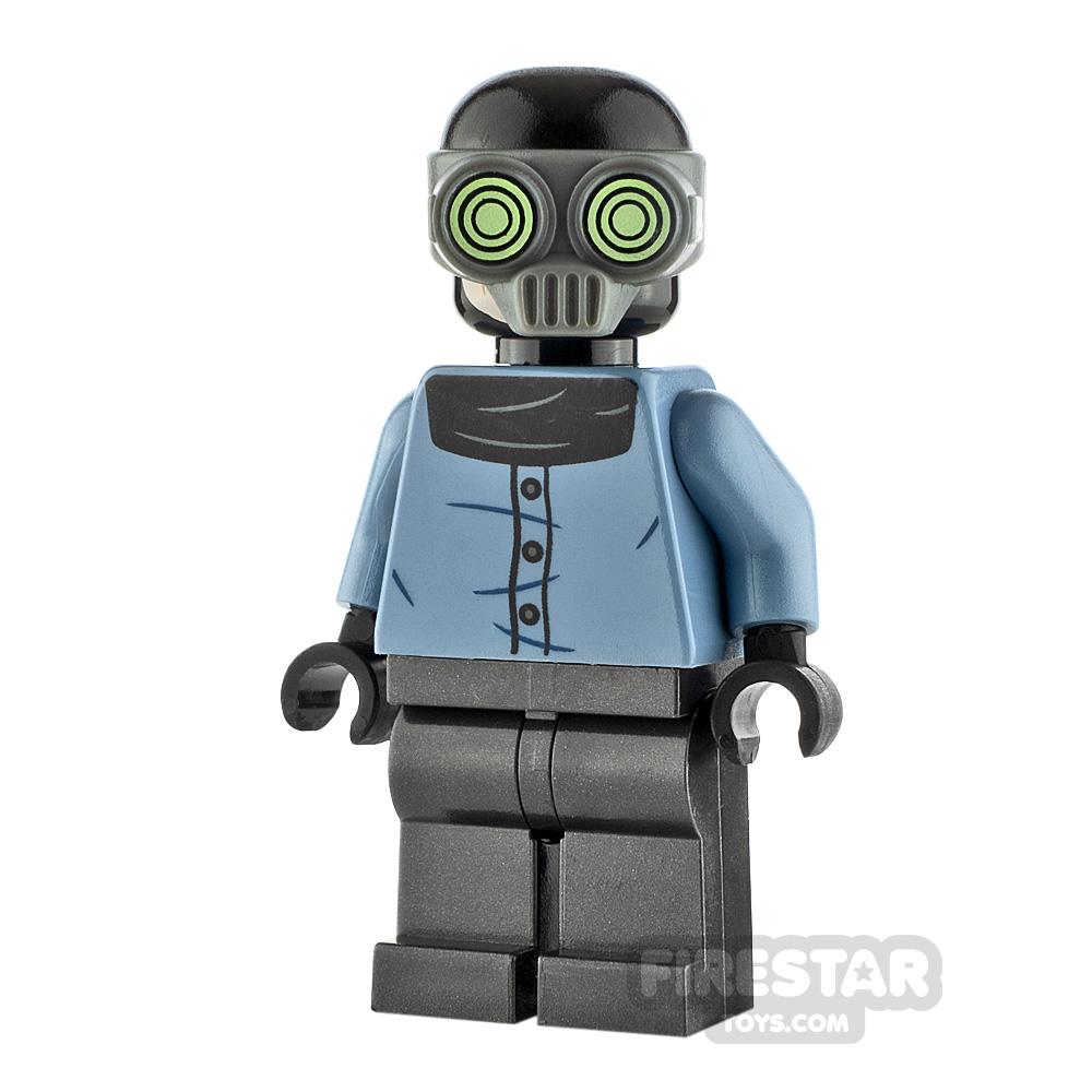 LEGO Incredibles Minifigure Screenslaver