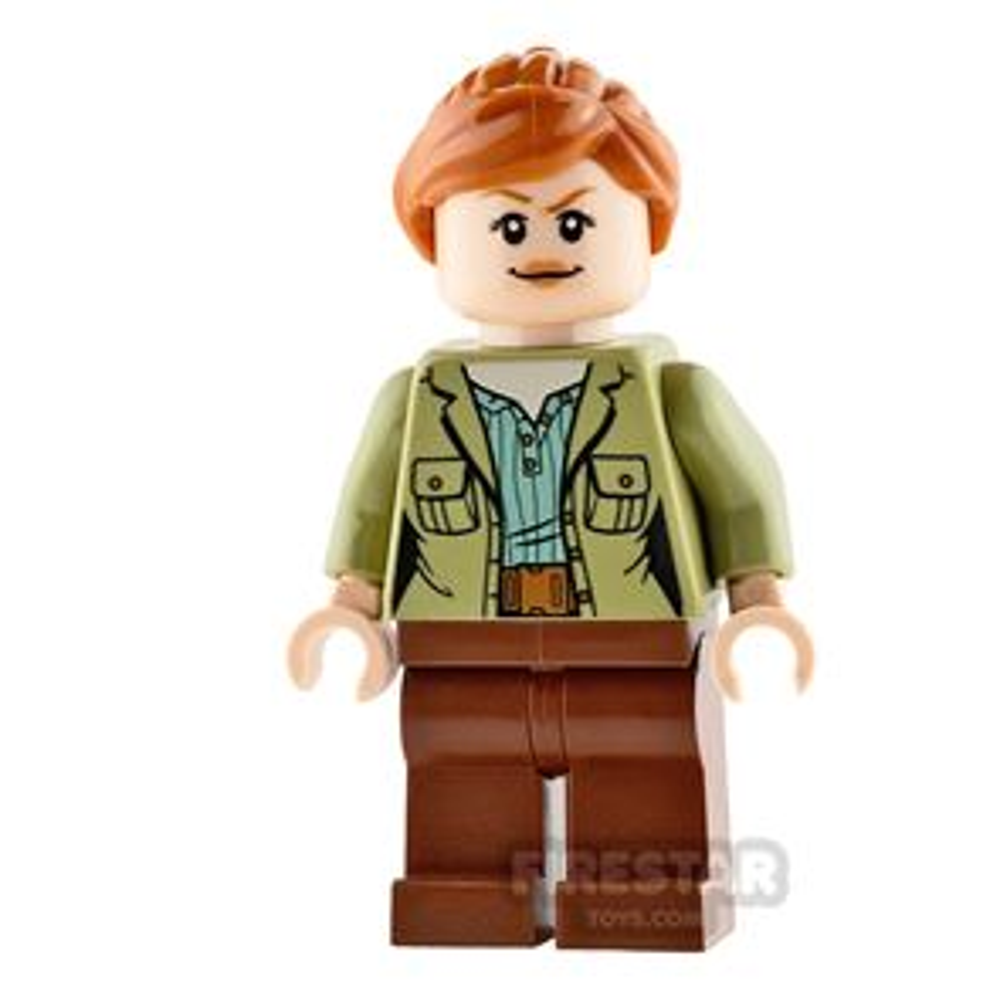 LEGO Jurassic World Figure - Claire Dearing