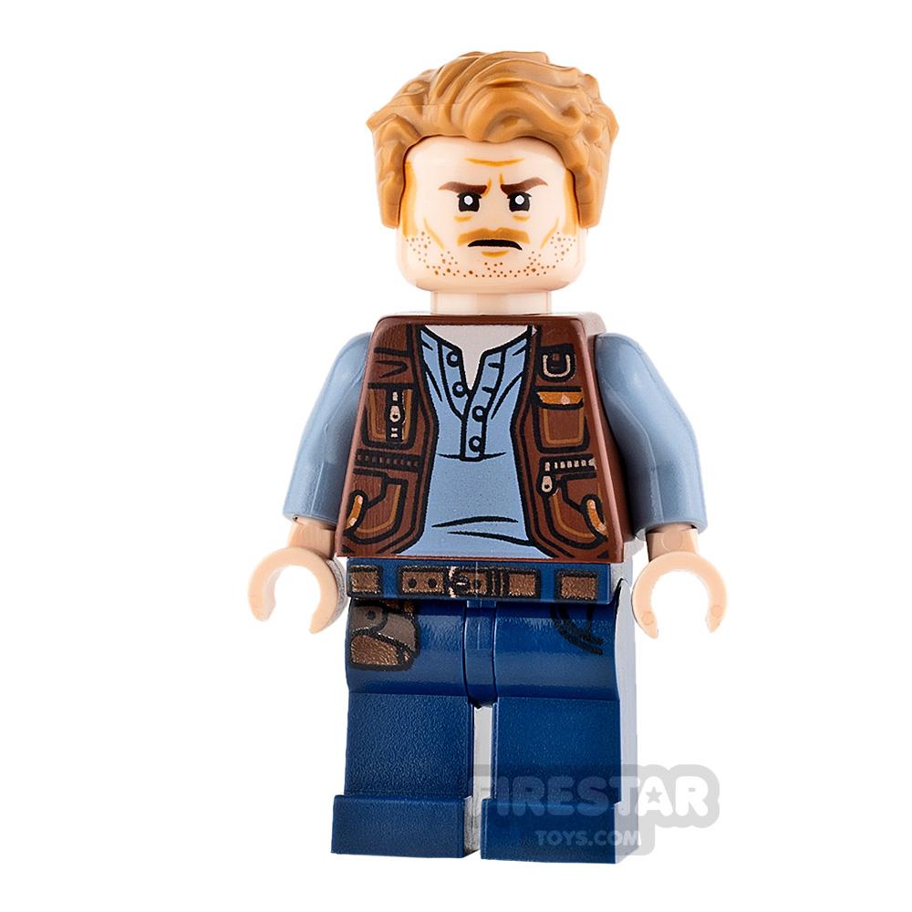 LEGO Jurassic World Figure Owen Grady