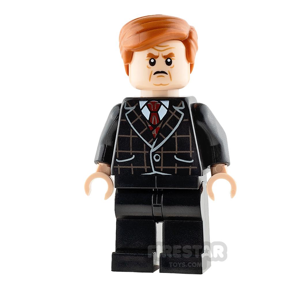 LEGO Jurassic World Figure - Gunnar Eversol