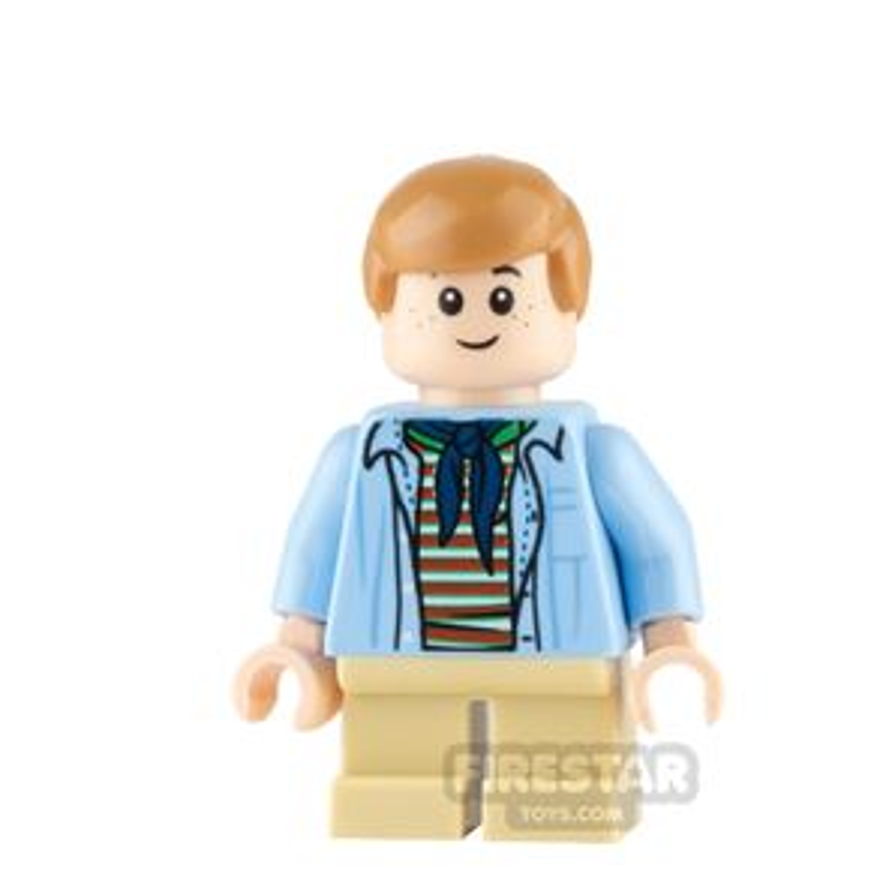 LEGO Jurassic World Figure - Tim Murphy