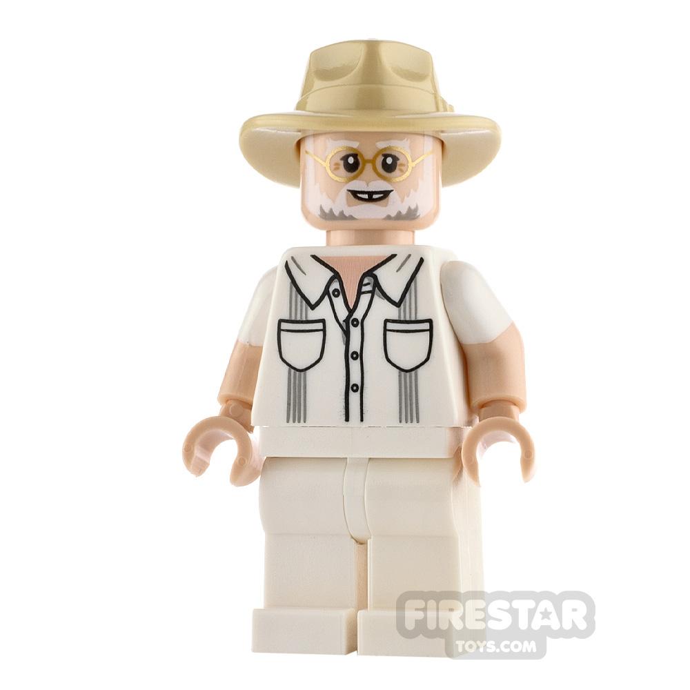 LEGO Jurassic World Figure John Hammond