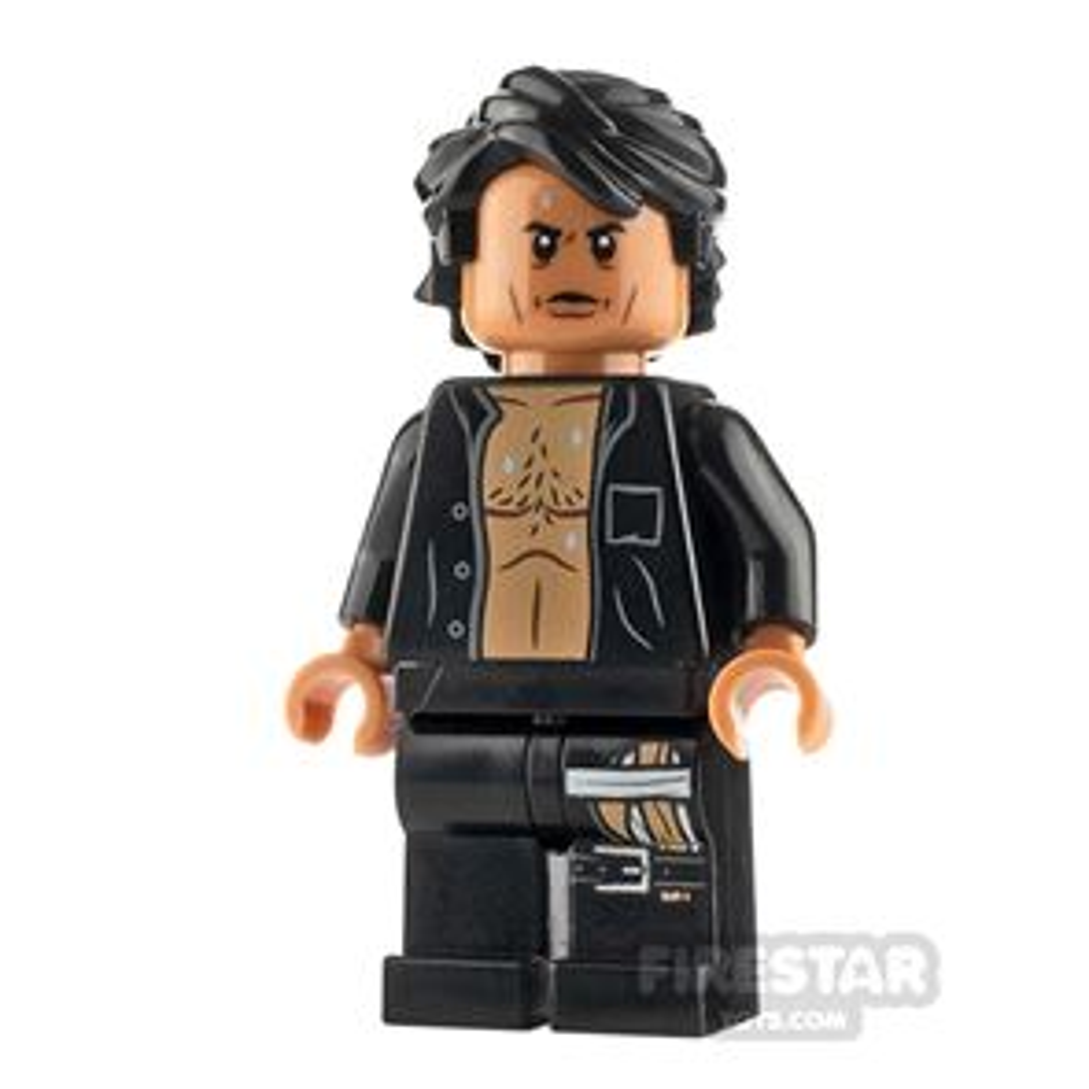 LEGO Jurassic World Figure Ian Malcolm