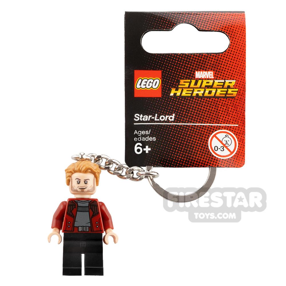 LEGO Key Chain Super Heroes Star-Lord