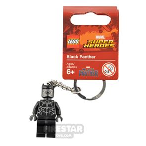 LEGO Key Chain Super Heroes Black Panther