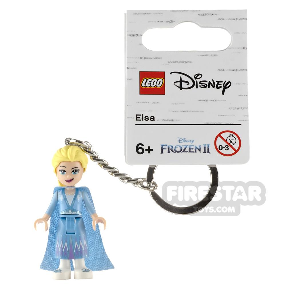 LEGO Key Chain Disney Princess Elsa