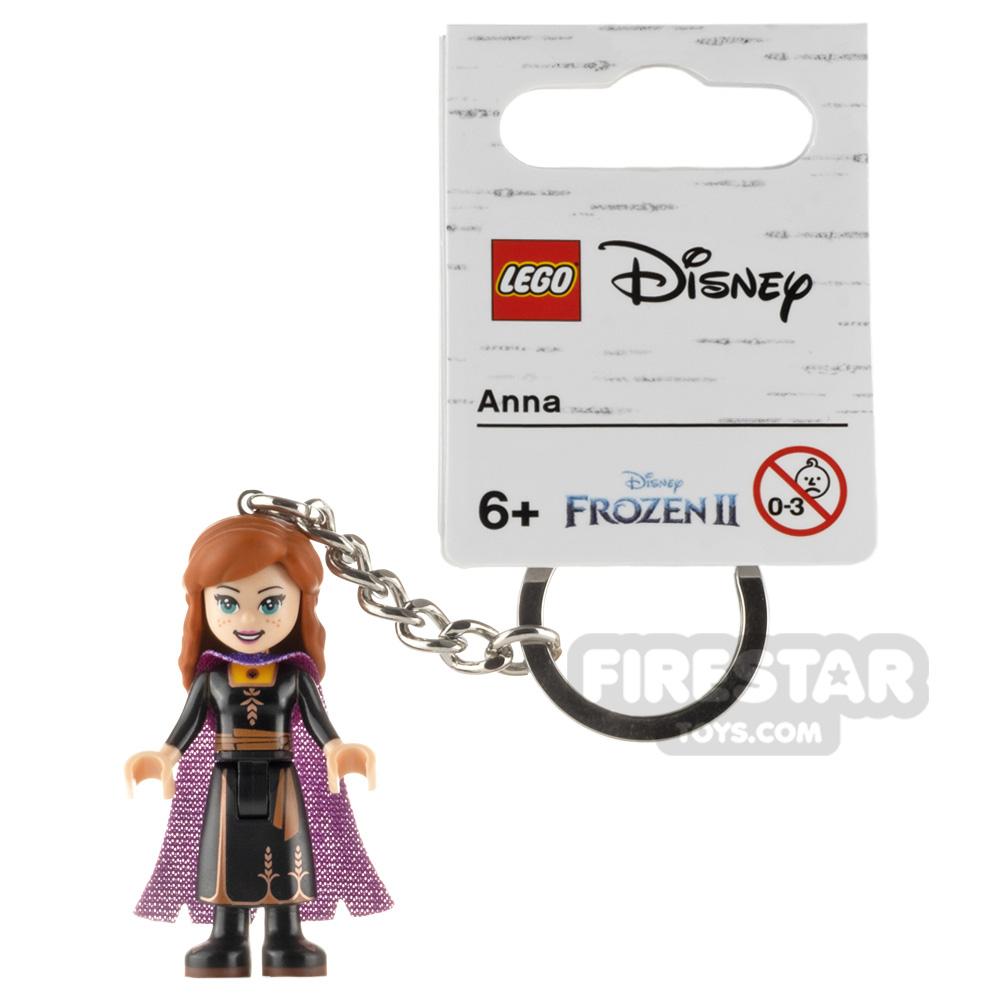 LEGO Key Chain Disney Princess Anna