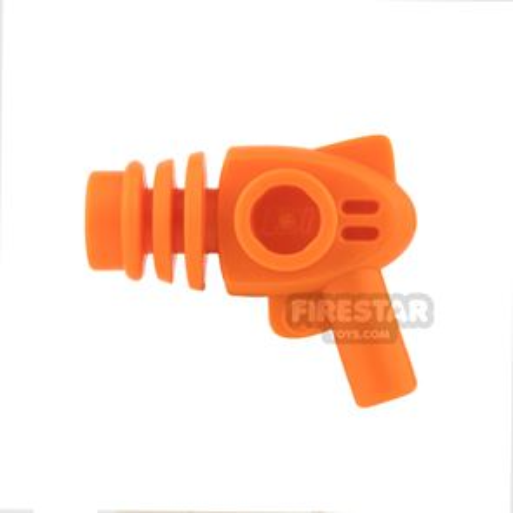 LEGO Gun - Ray Gun - Orange