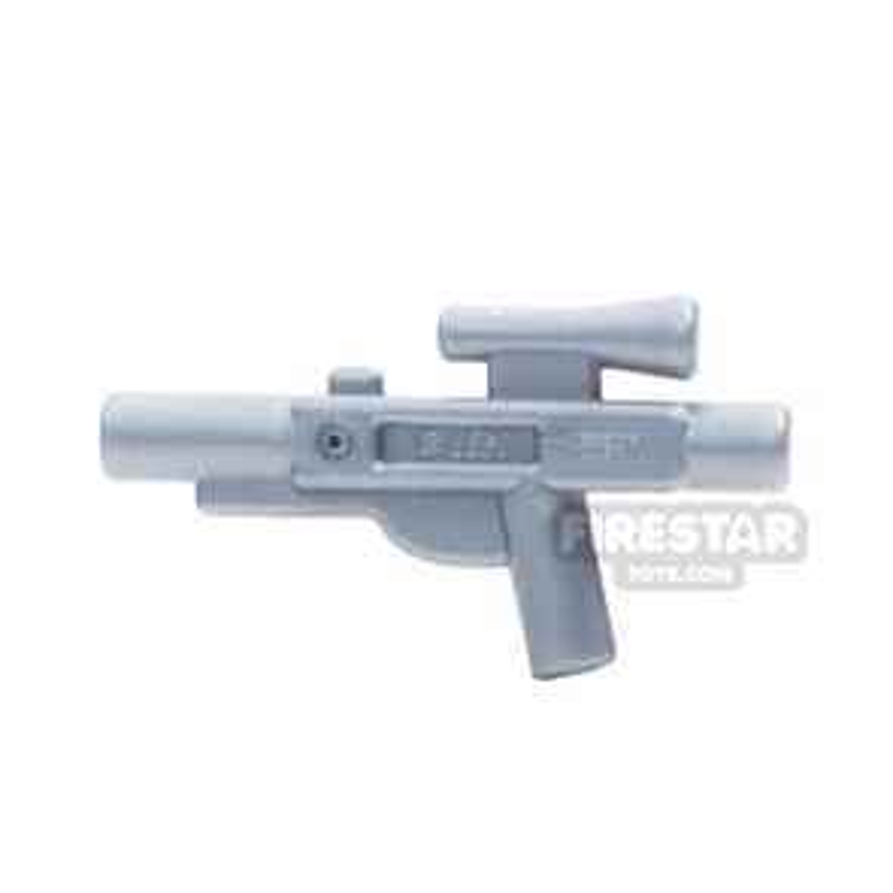 LEGO Star Wars - Star Wars Short Blaster - Flat Silver