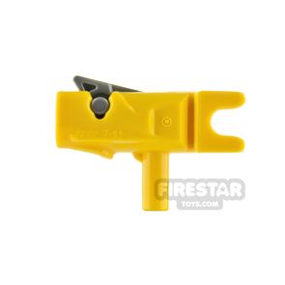 LEGO Gun Firing Blaster with Tow Ball Socket