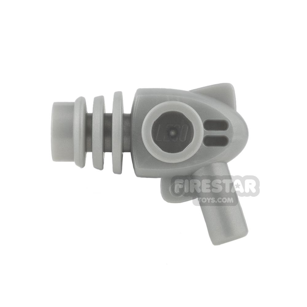 LEGO Gun - Ray Gun - Pearl Light Gray