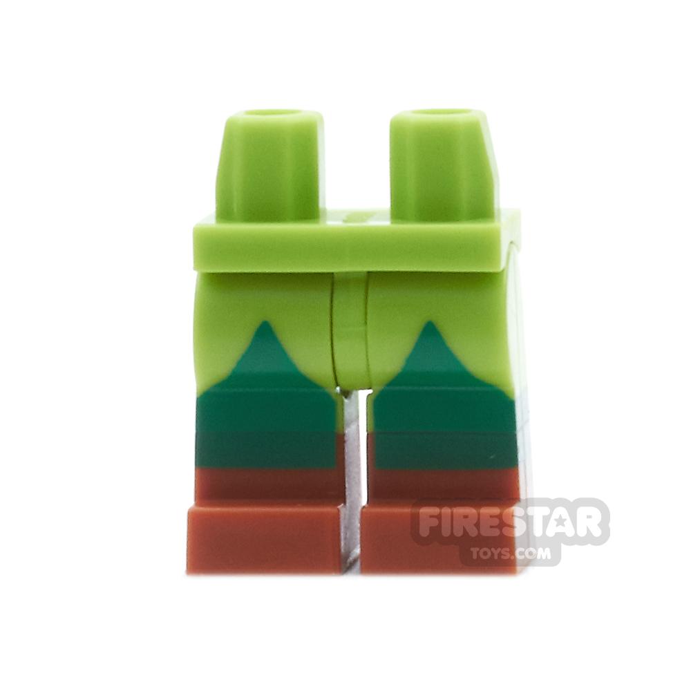 LEGO Mini Figure Legs - Peter Pan