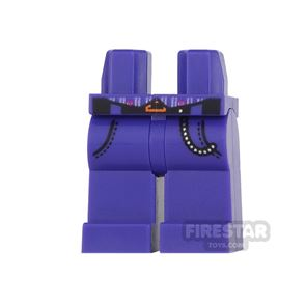 LEGO Mini Figure Legs - The Joker - Belt and Pockets