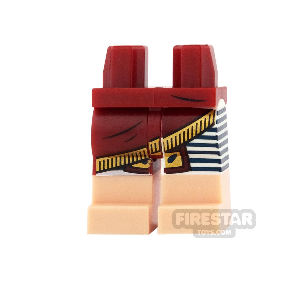 LEGO Mini Figure Legs - Batman - King Tut