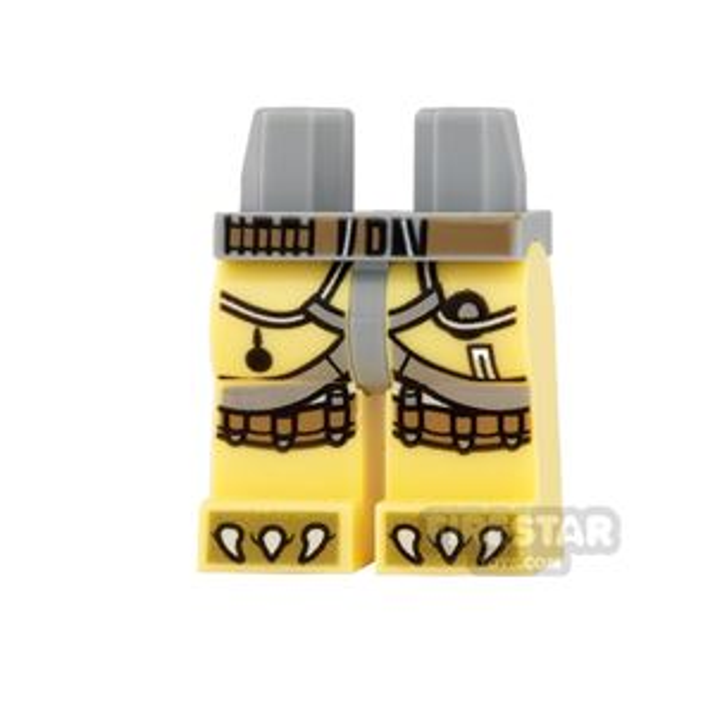 LEGO Mini Figure Legs - Star Wars - Bossk