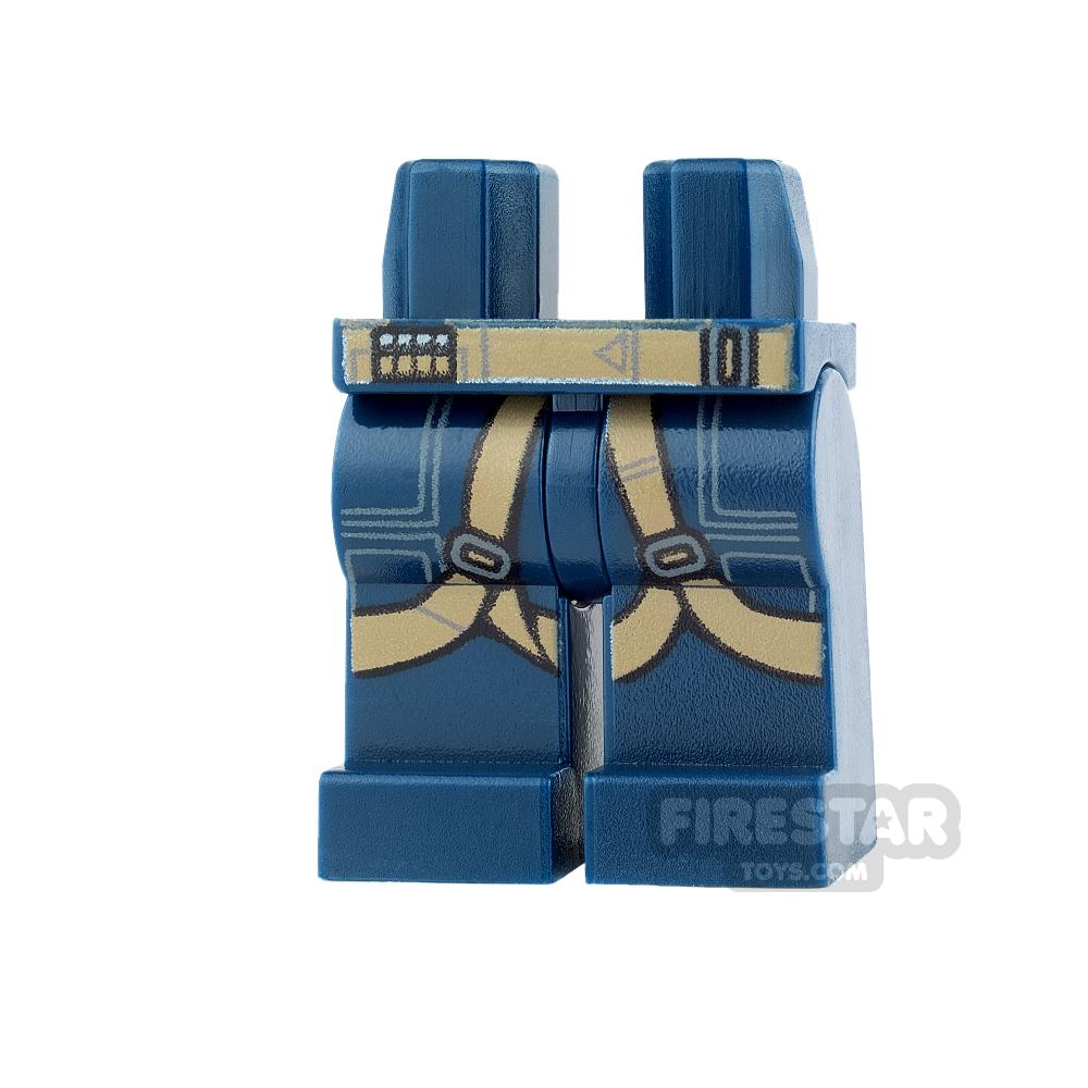 LEGO Mini Figure Legs - U-Wing Pilot