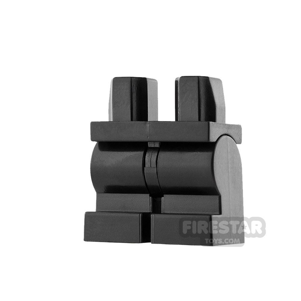 LEGO Minifigure Legs Medium Monochrome
