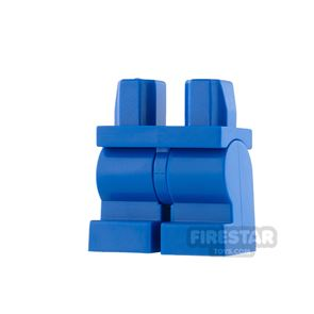 LEGO Minifigure Legs - Medium - Monochrome