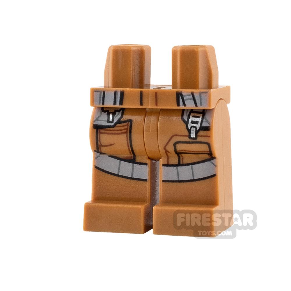 LEGO Mini Figure Legs - SW Pilot Flight Suit
