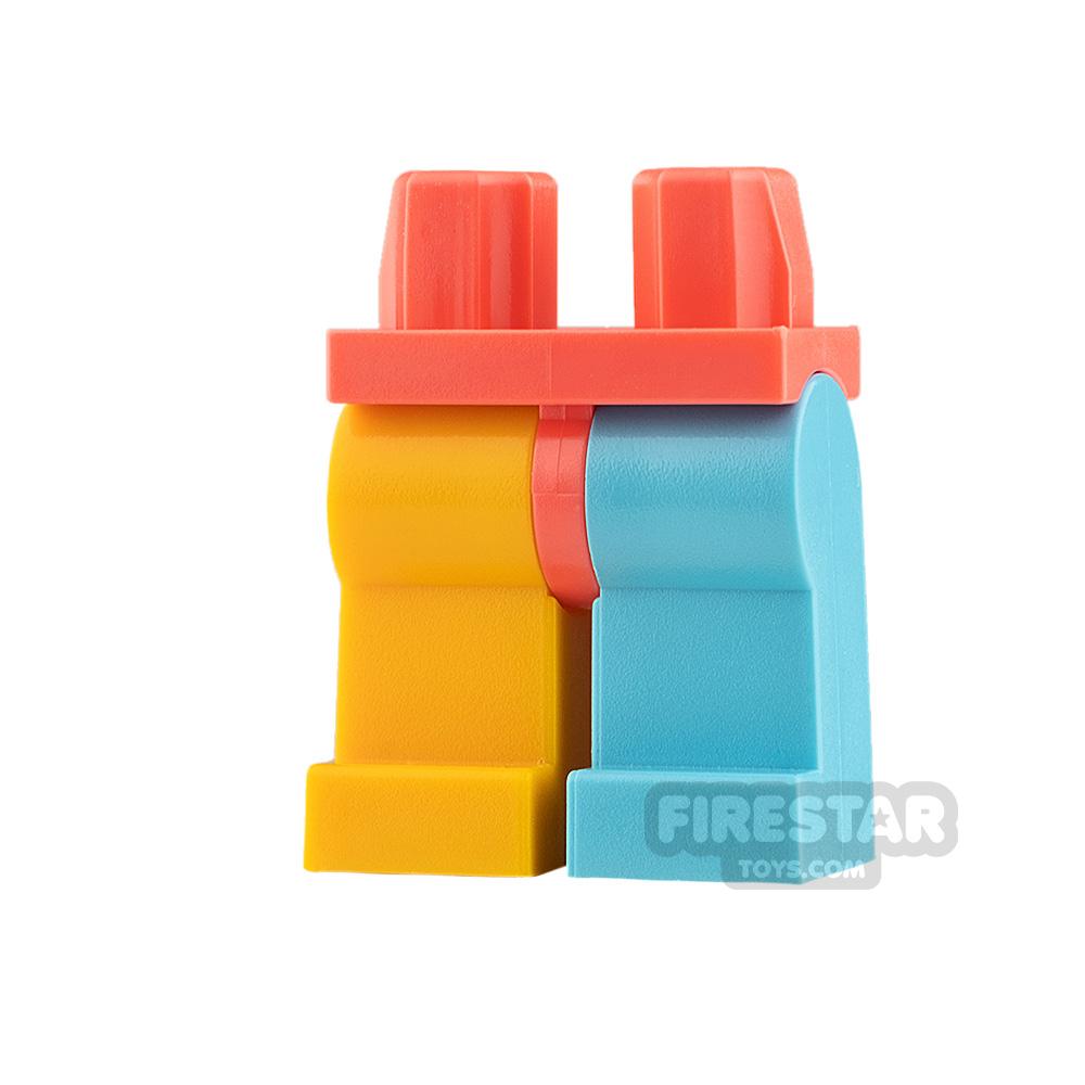 LEGO Minifigure Legs Multicoloured