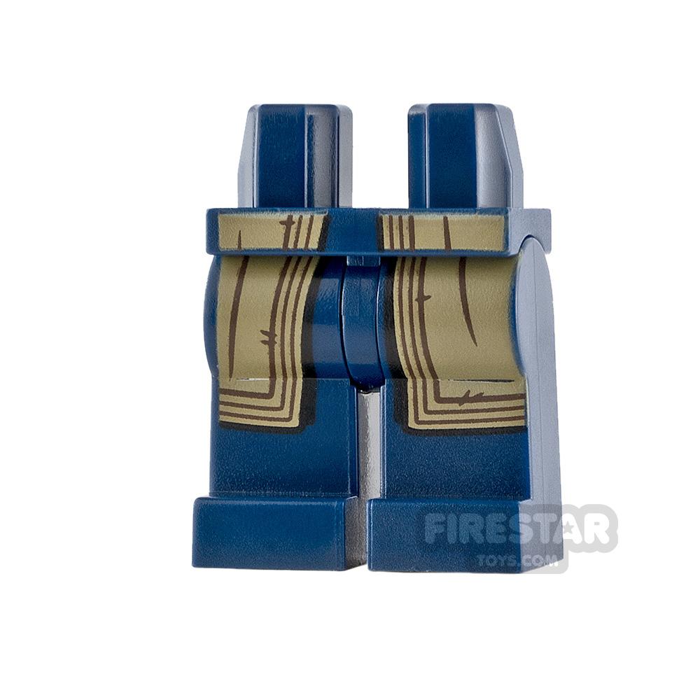 LEGO Minifigure Legs Mandalorian Warrior
