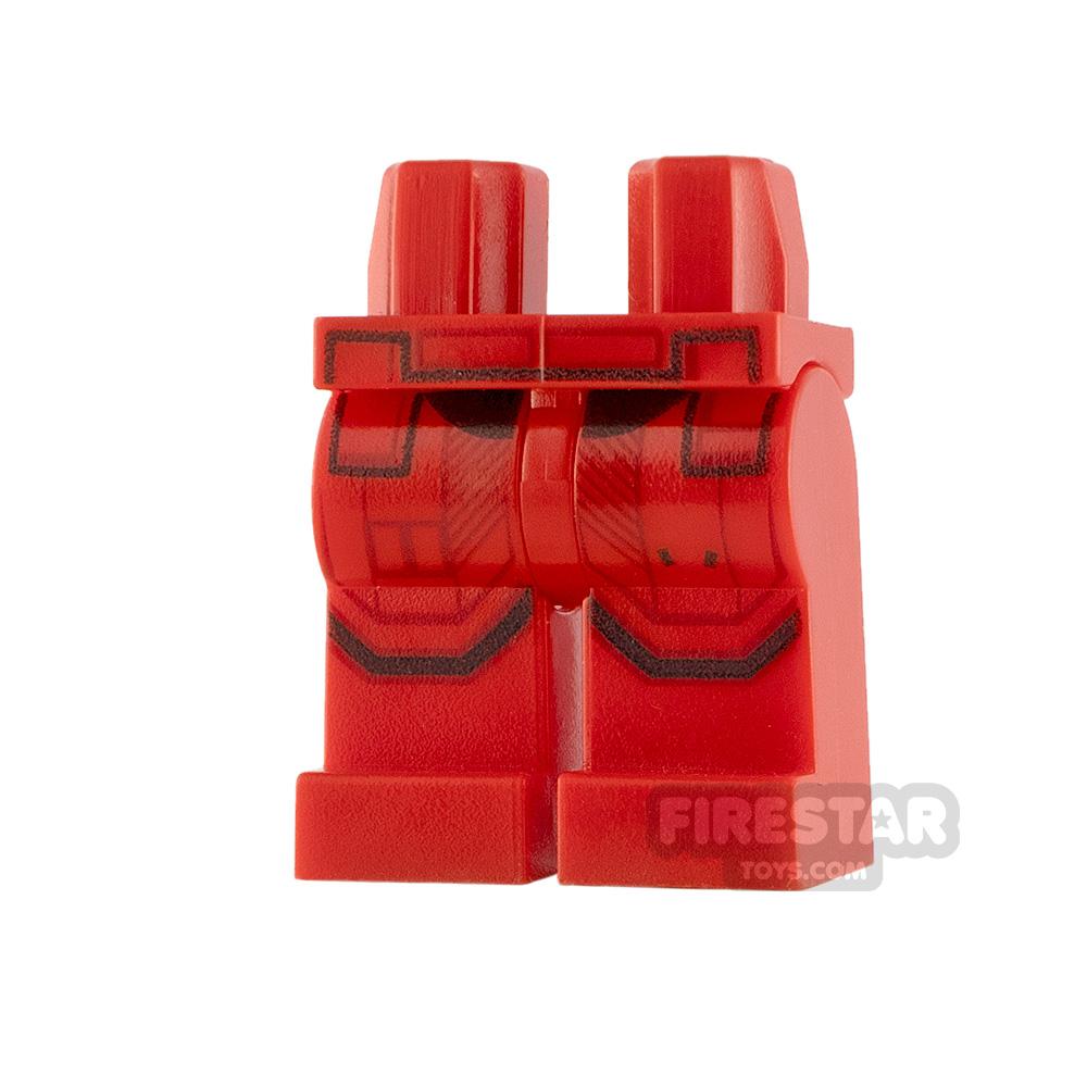 LEGO Minifigure Legs Sith Trooper