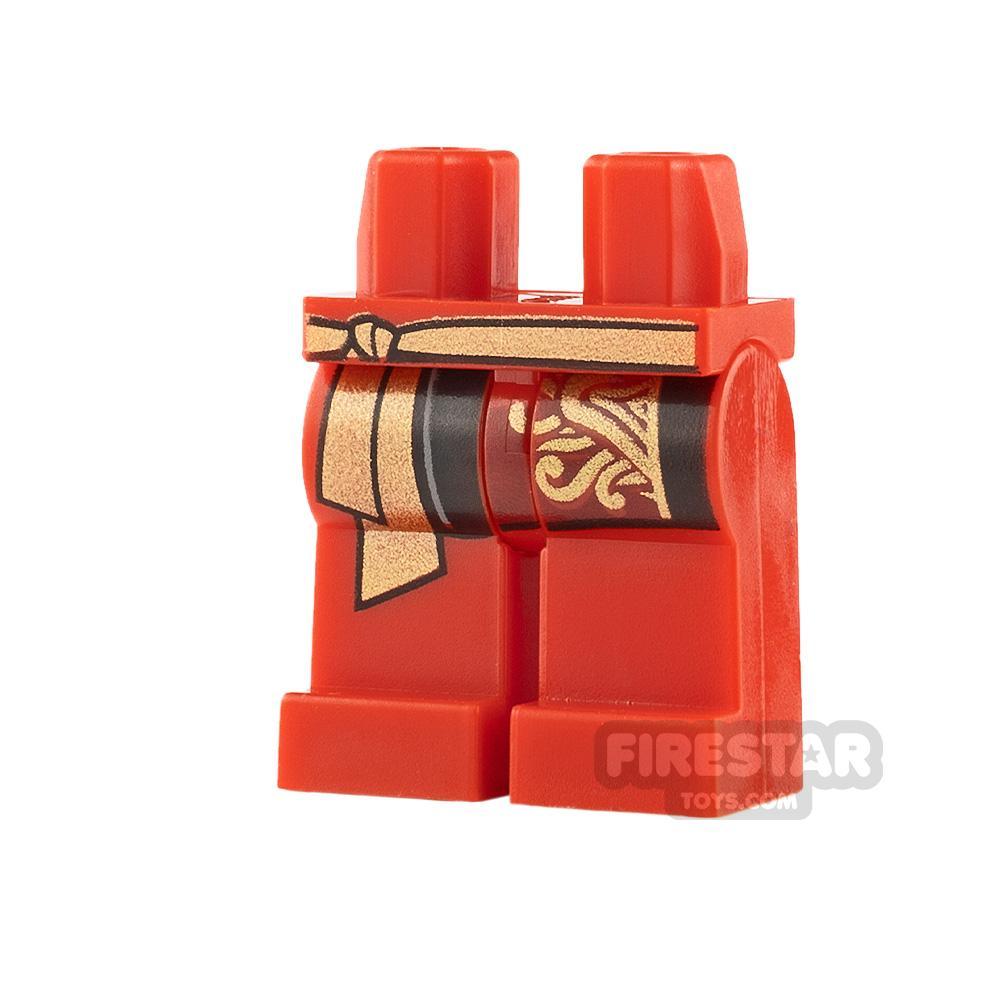 LEGO Minifigure Legs Robe with Tied Sash