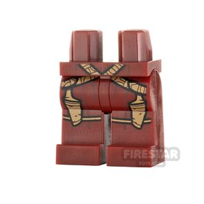 LEGO Minifigure Legs Belt with Holsters