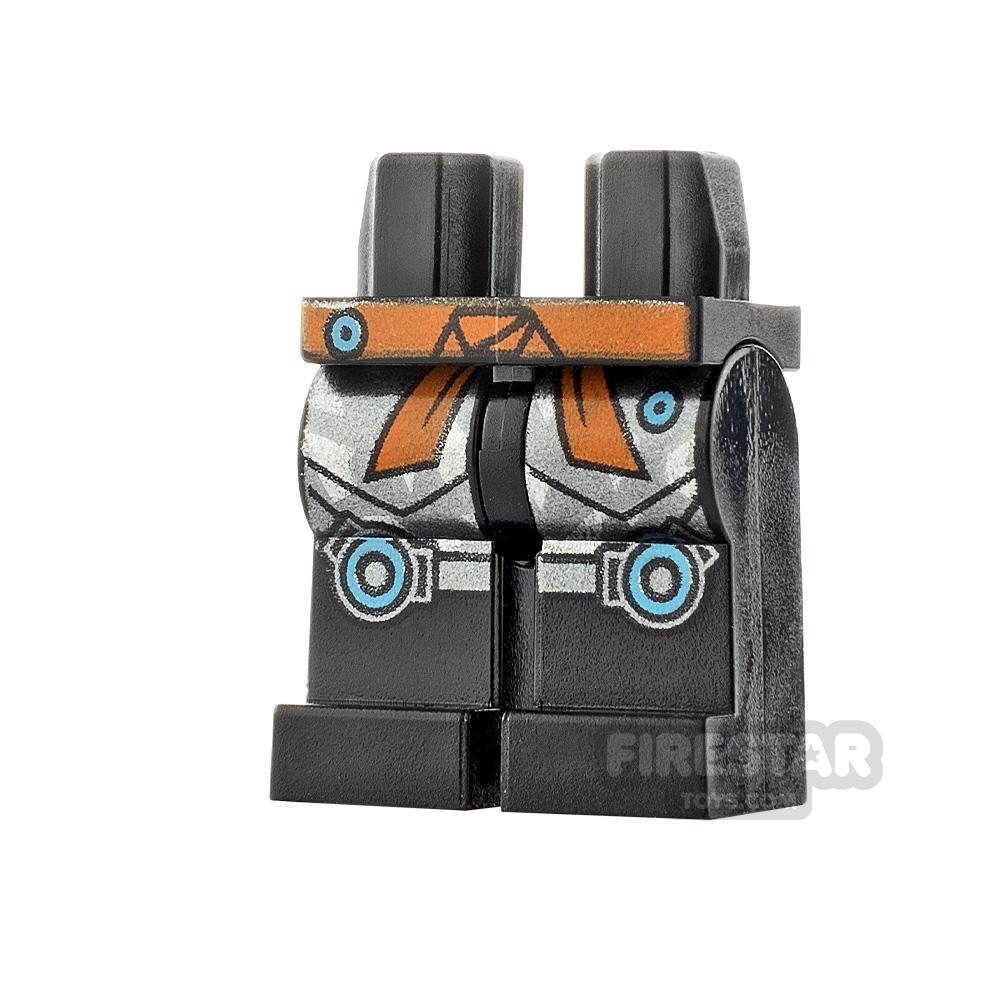 LEGO Minifigure Legs Armour with Sash