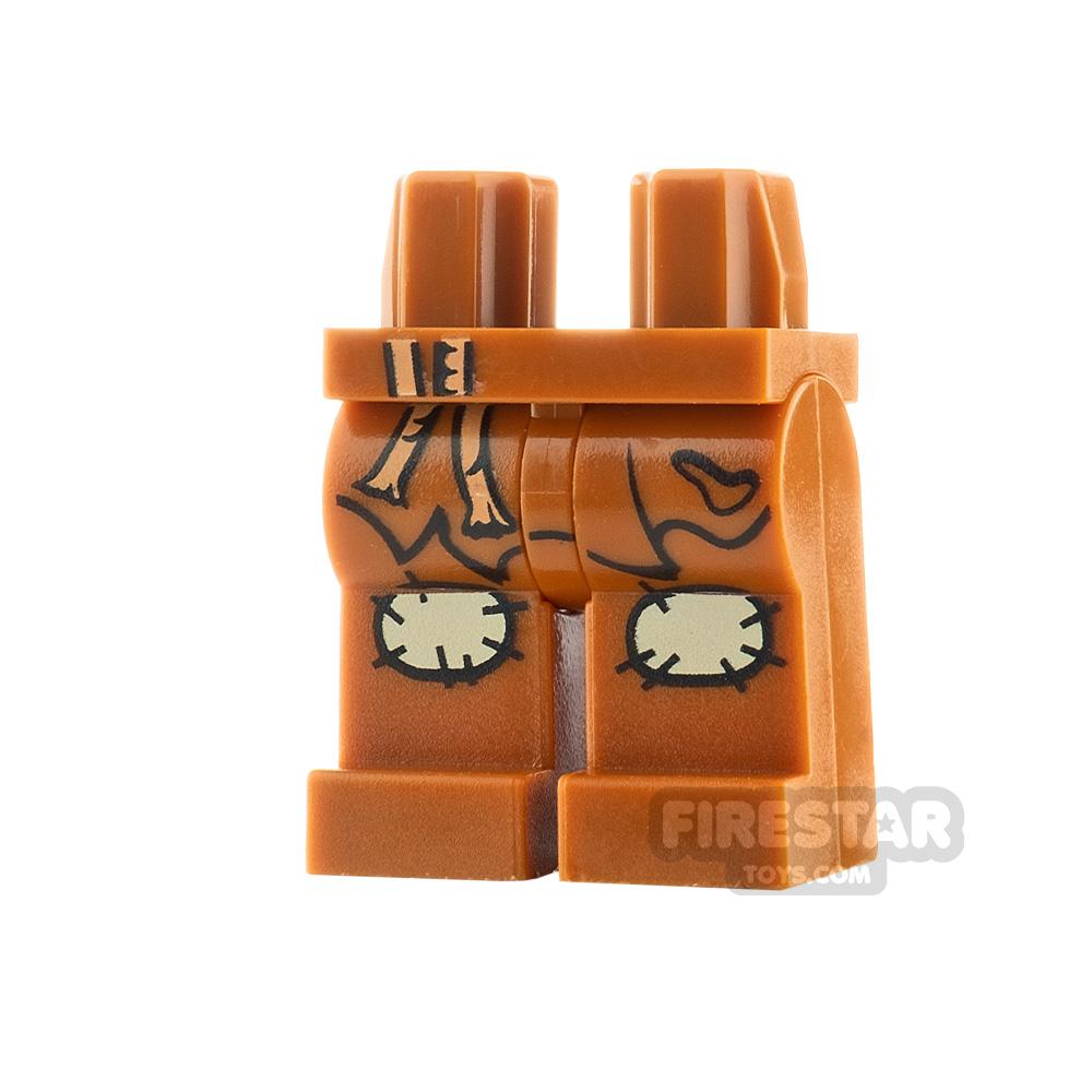 LEGO Minifigure Legs Batman Scarecrow
