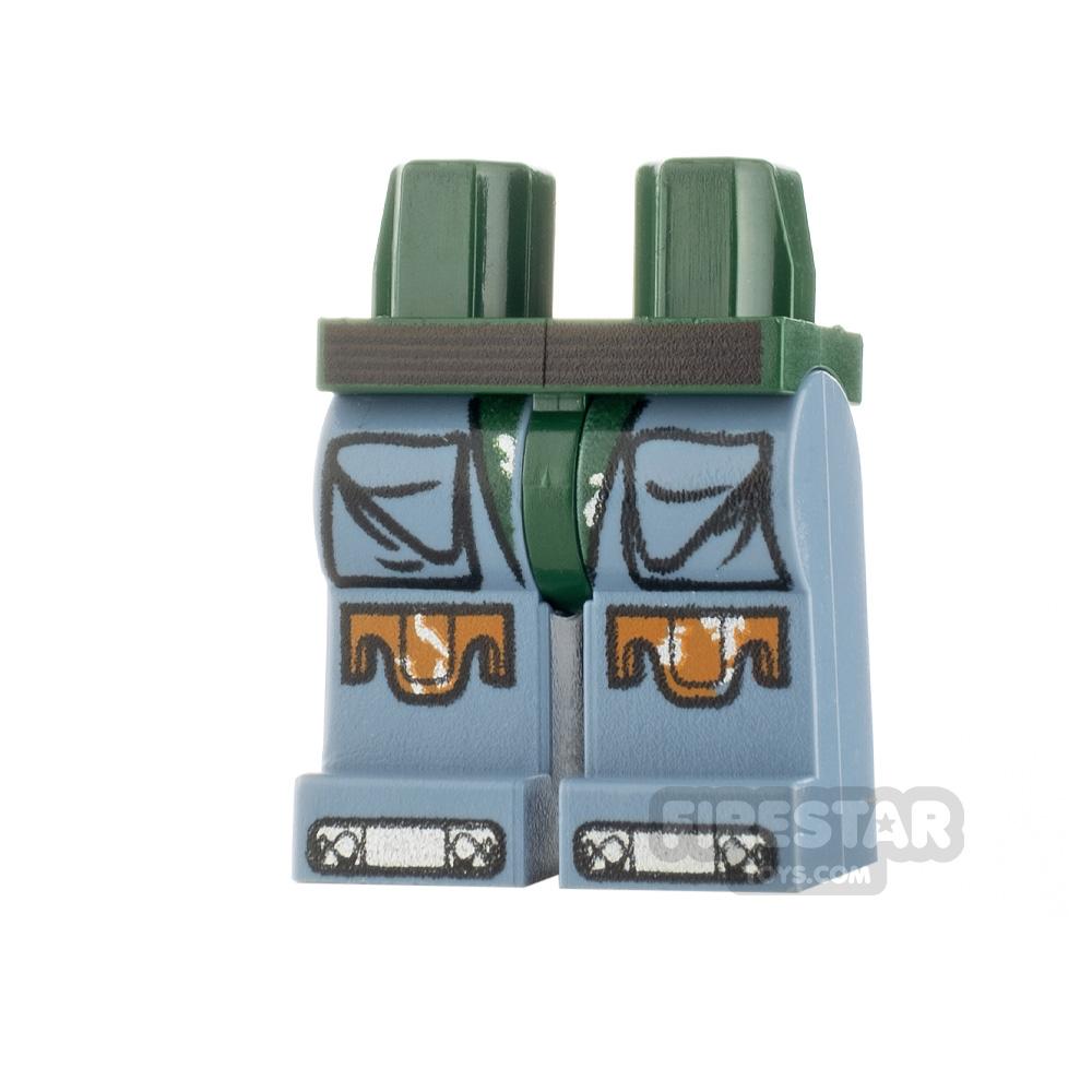 LEGO Minifigure Legs SW Boba Fett Armour