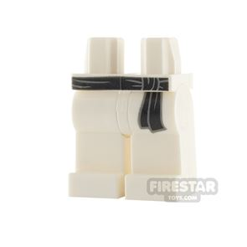 LEGO Minifigure Legs Karate Gi