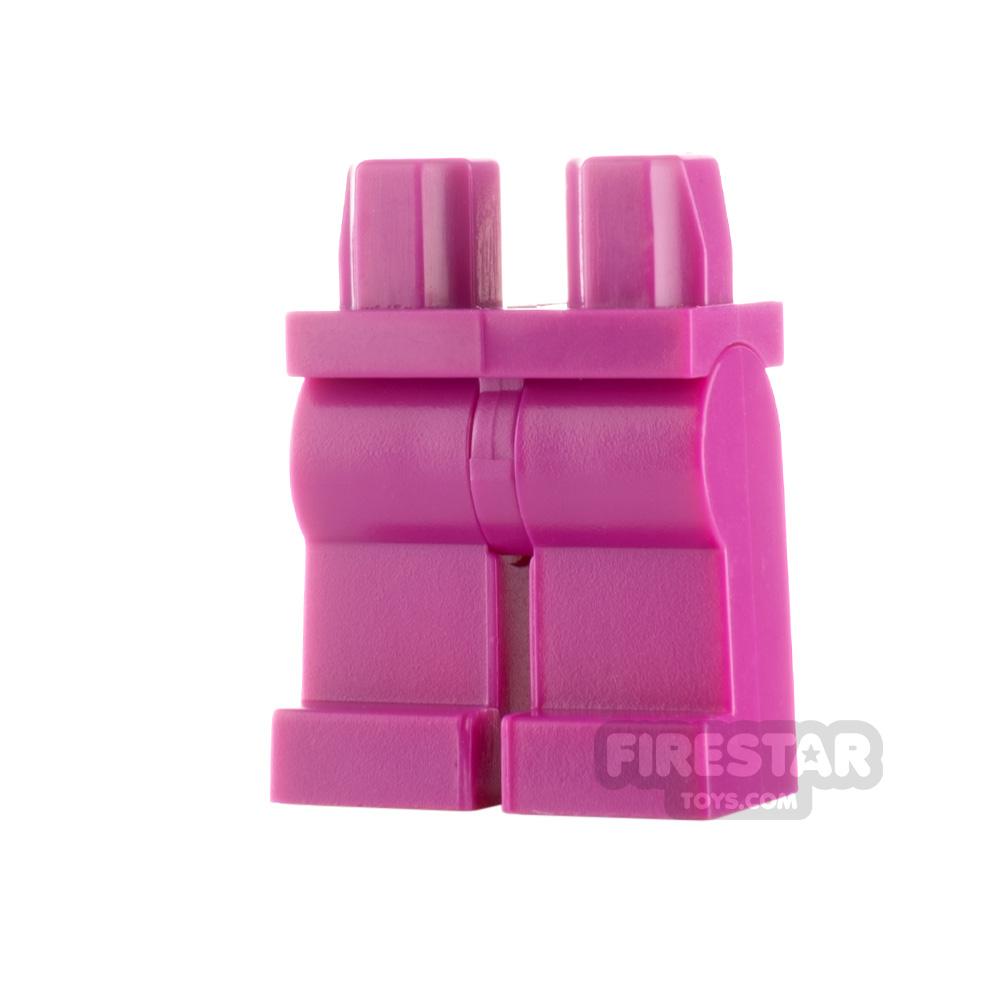 LEGO Minifigure Legs Monochrome