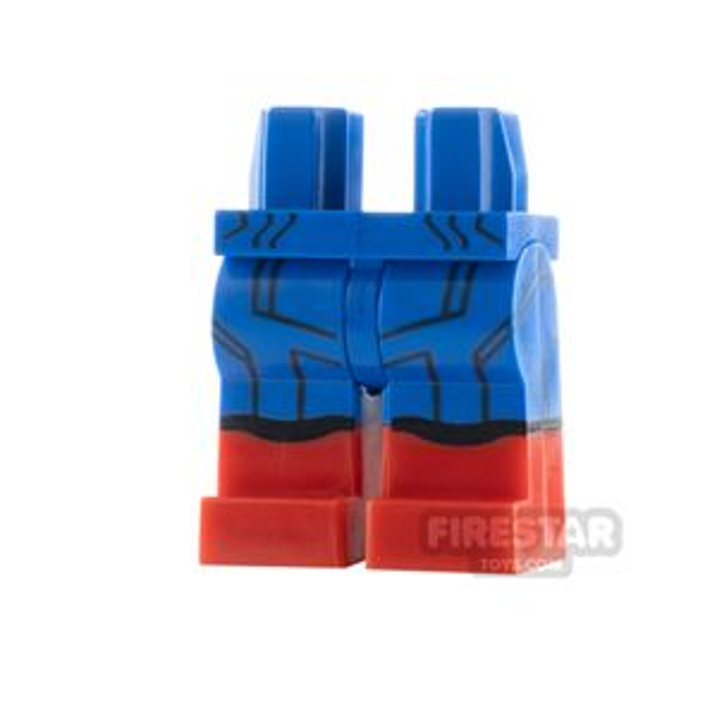 LEGO Minifigure Legs Zombie Hunter Spider Man