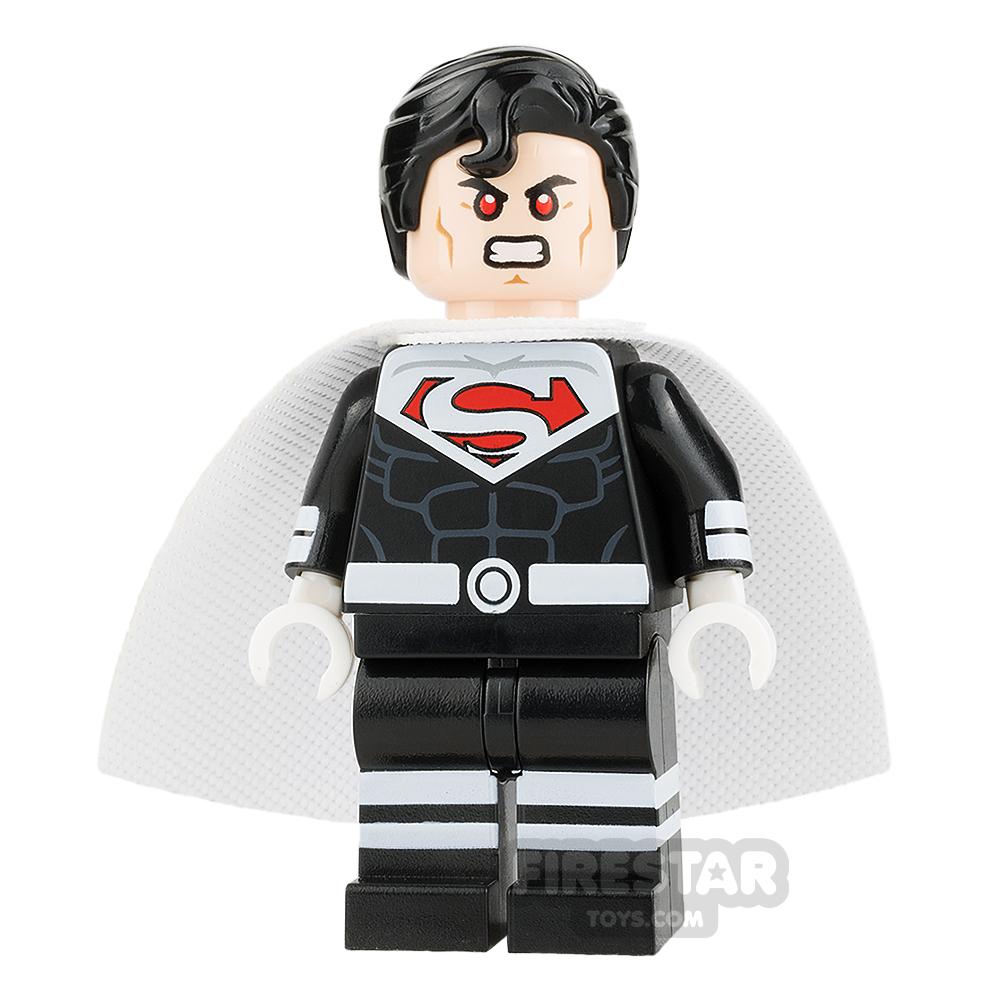 Custom Design Minifigure Superman Earth 50