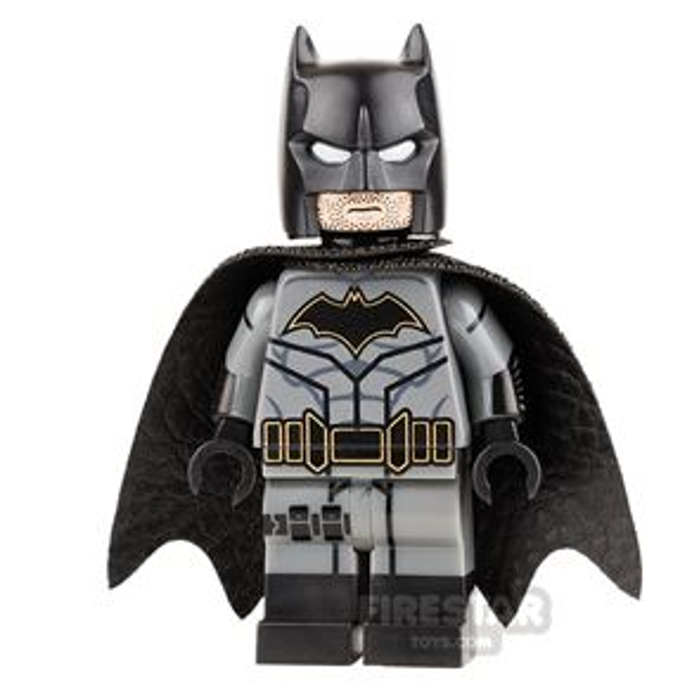 Custom Design Minifigure Batman Rebirth