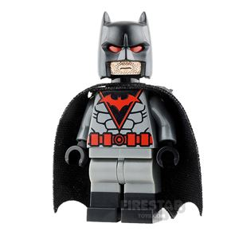 Custom Design Minifigure Batman Earth 2