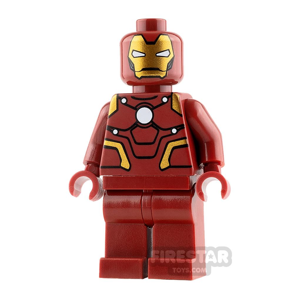 Custom Design Minifigure Iron Man