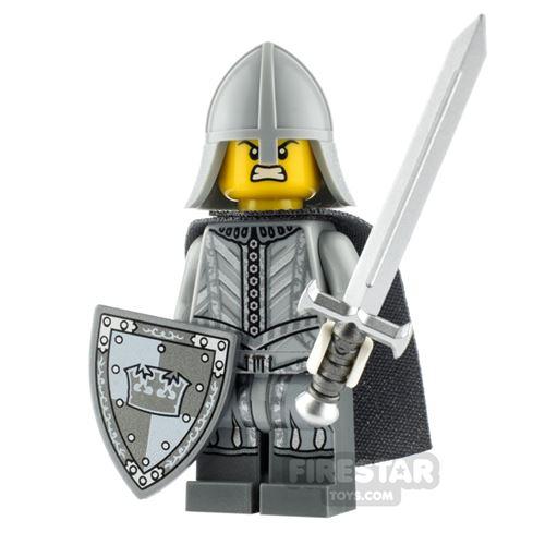 Custom Mini Figure Heads - Confused Zombie