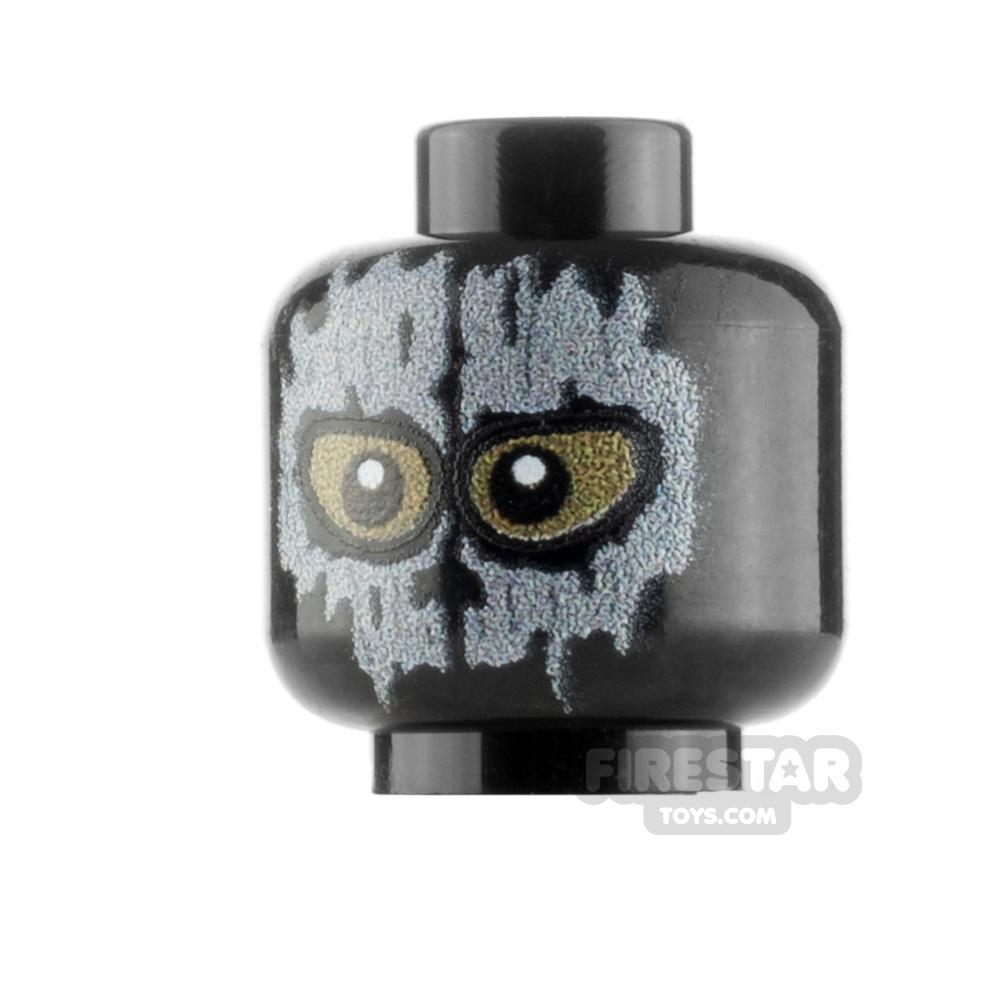 Custom Mini Figure Heads - Call of Duty Ghost