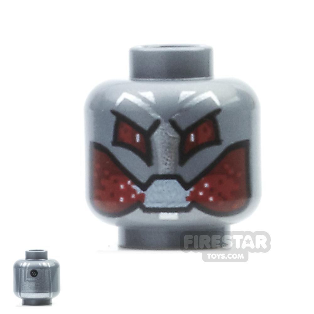 LEGO Mini Figure Heads - Ultron Robot Eyes