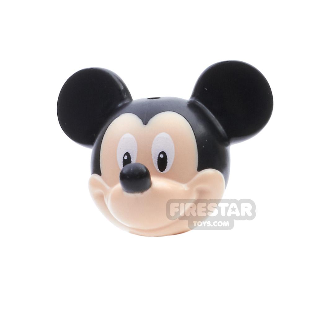LEGO Mini Figure Heads - Mickey Mouse