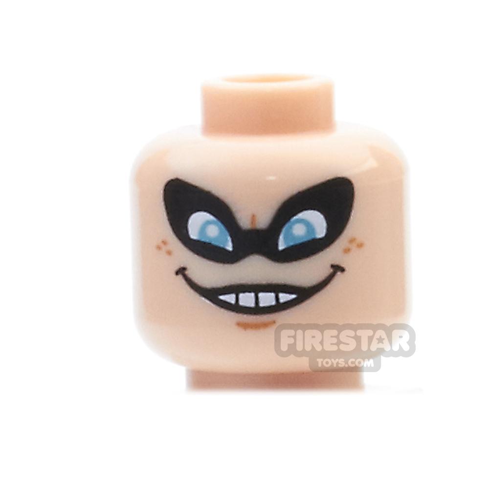 LEGO Mini Figure Heads - Syndrome
