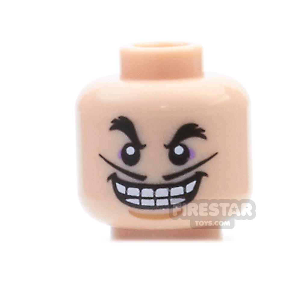 LEGO Mini Figure Heads - Captain Hook