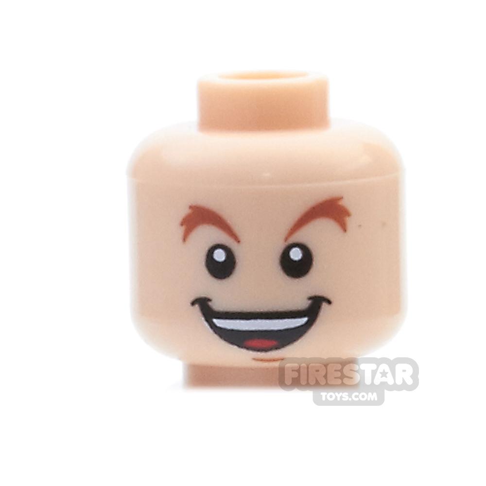 LEGO Mini Figure Heads - Peter Pan