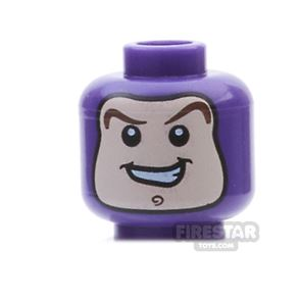 LEGO Mini Figure Heads - Buzz Lightyear